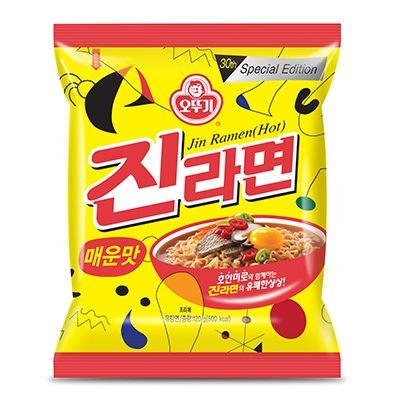 JIN RAMEN (SPICY)