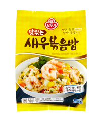 FROZEN SHRIMP FIRED RICEChilled/Freezed FoodsFrozen Cooked Rice